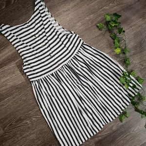 H&M Dresses - H&M Striped Mini Dress